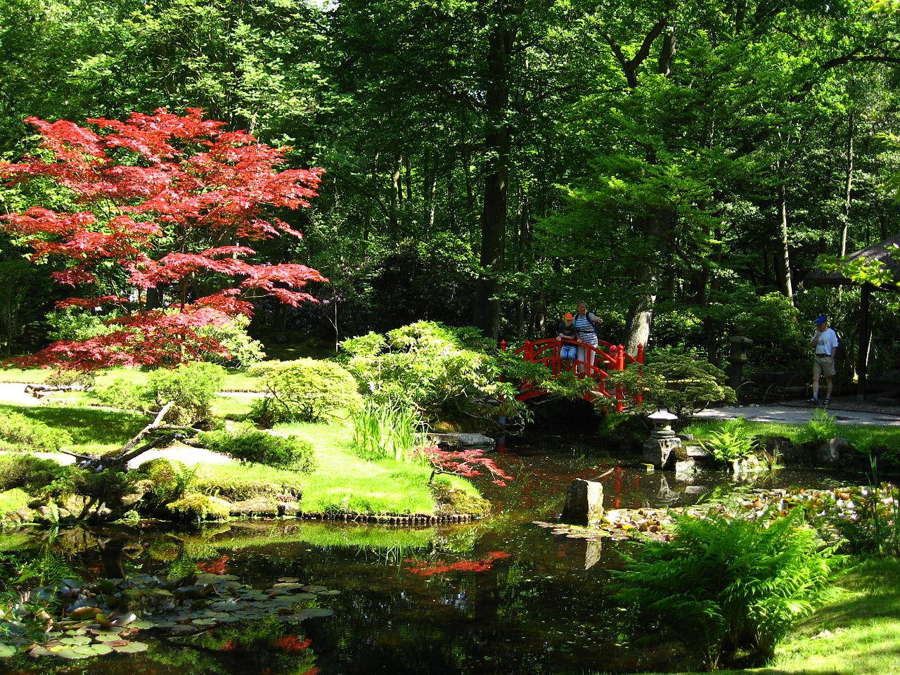 Most romantic and beautiful gardens in europe travel on here for A japanese garden