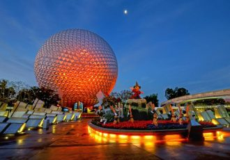 7 Tips To Enjoy Walt Disney World On A Hot Summer Day