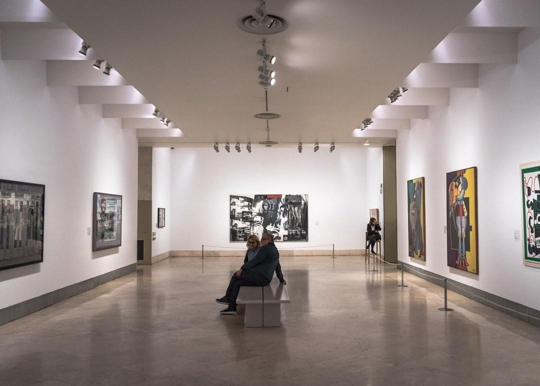 Thyssen Bornemisza Museum in Madrid