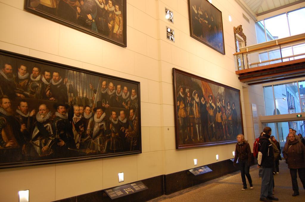 Civic Guards Gallery - Schuttersgalerij Amsterdam