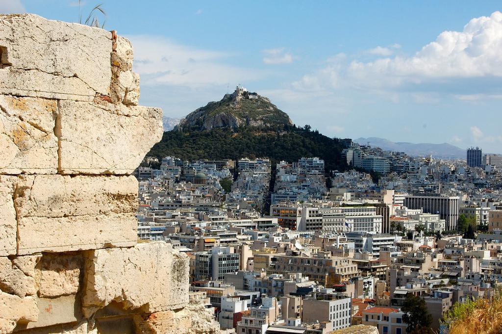 Lycabettus Hill - Athens