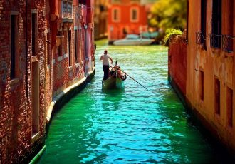 Europe's most romantic cities: Venice, Italy