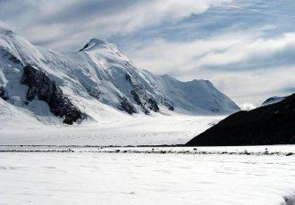 Swiss Alps in Graubünden