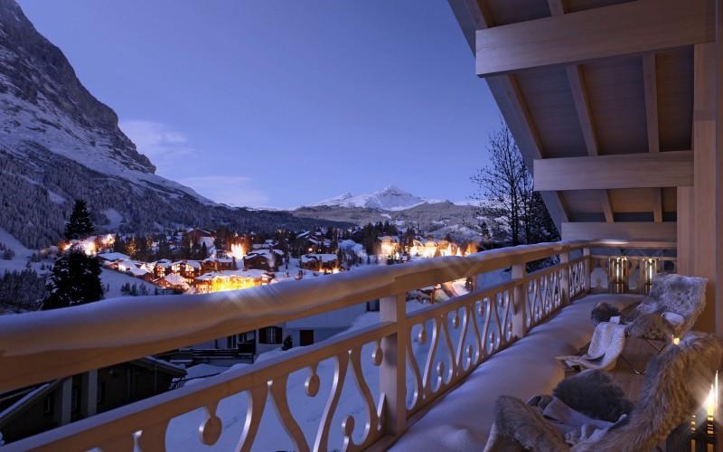 Bergwelt Chalets, Grindelwald, Switzerland