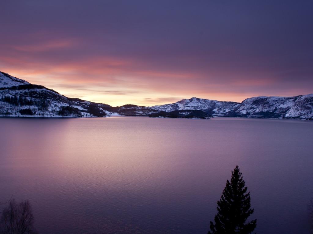 norvegian-sunrise