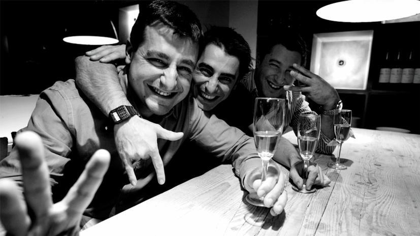 The three brothers - El Celler De Can Roca