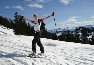 5 Reasons Why Skiing is Good For You
