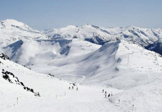 Ski-in, ski-out Accommodations at Blackcomb