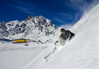 Hot Skiing Spots In Chile