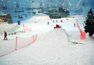 Skiing in Dubai, one of the Most Famous Attractions of the UAE