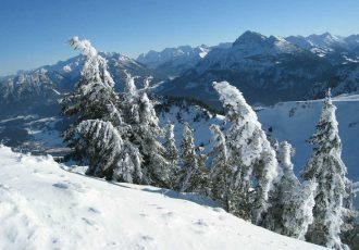 Top Ten Ski Resorts in the United States