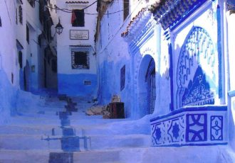 Tour to Chefchaouen City in Morocco