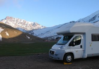 Winter Camping in Morocco