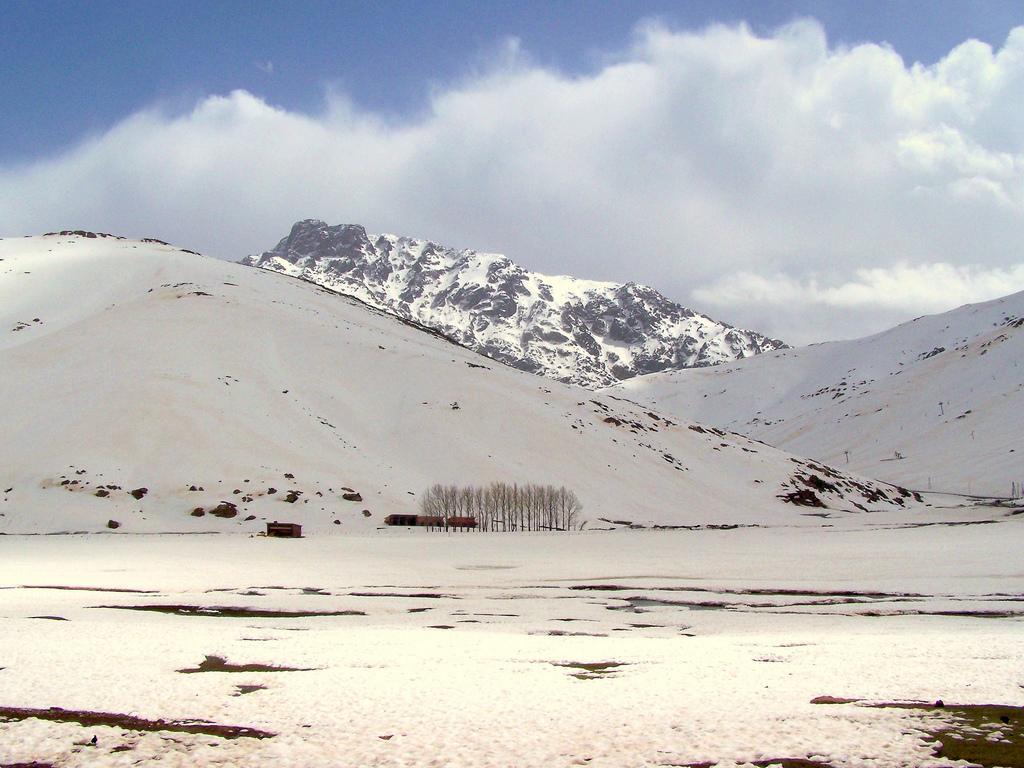 Oukaïmeden Ski Resort in Morocco