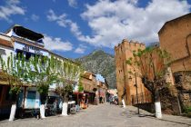 Chefchaouen city