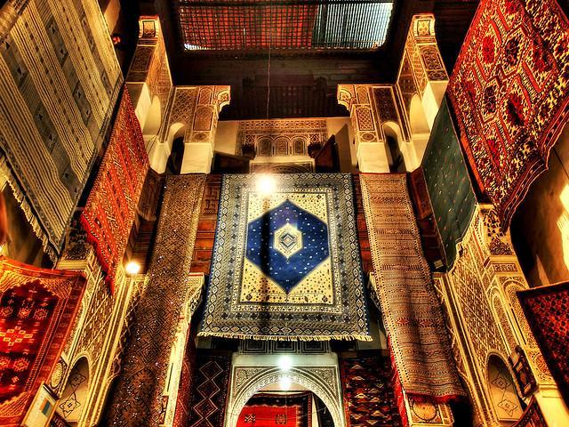 Moroccan Carpets, Moroccan Crafts