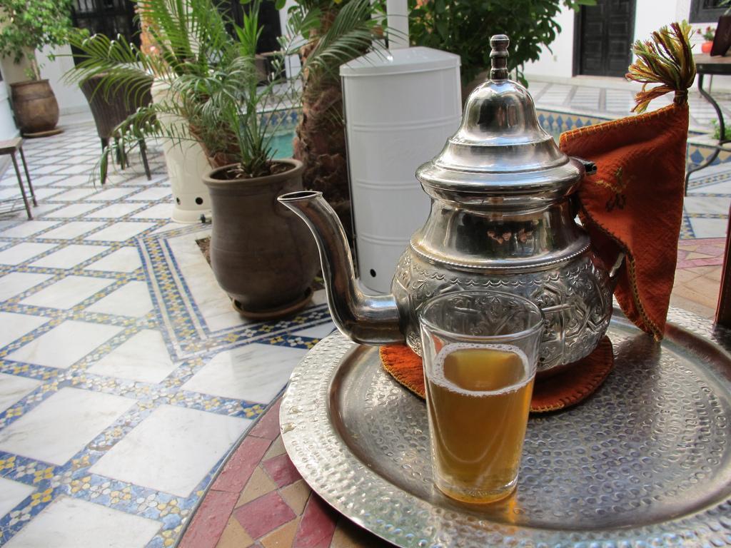 Moroccan Tea, Marrakech