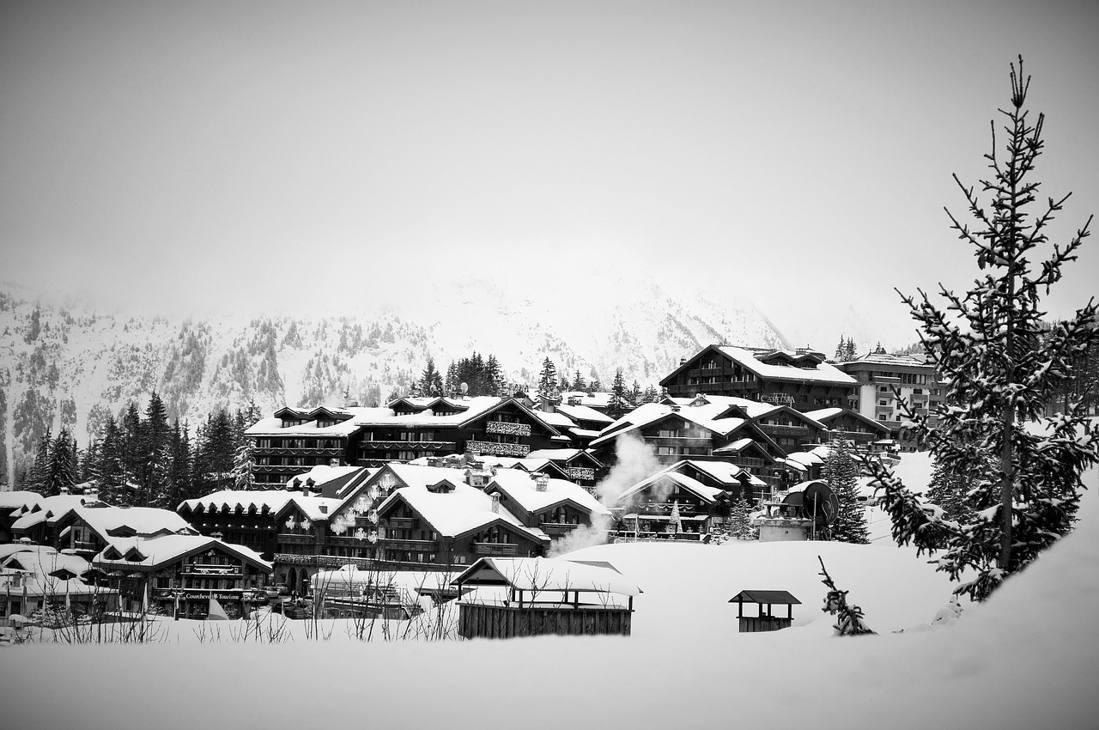 Ski holidays in Courchevel 1850, France