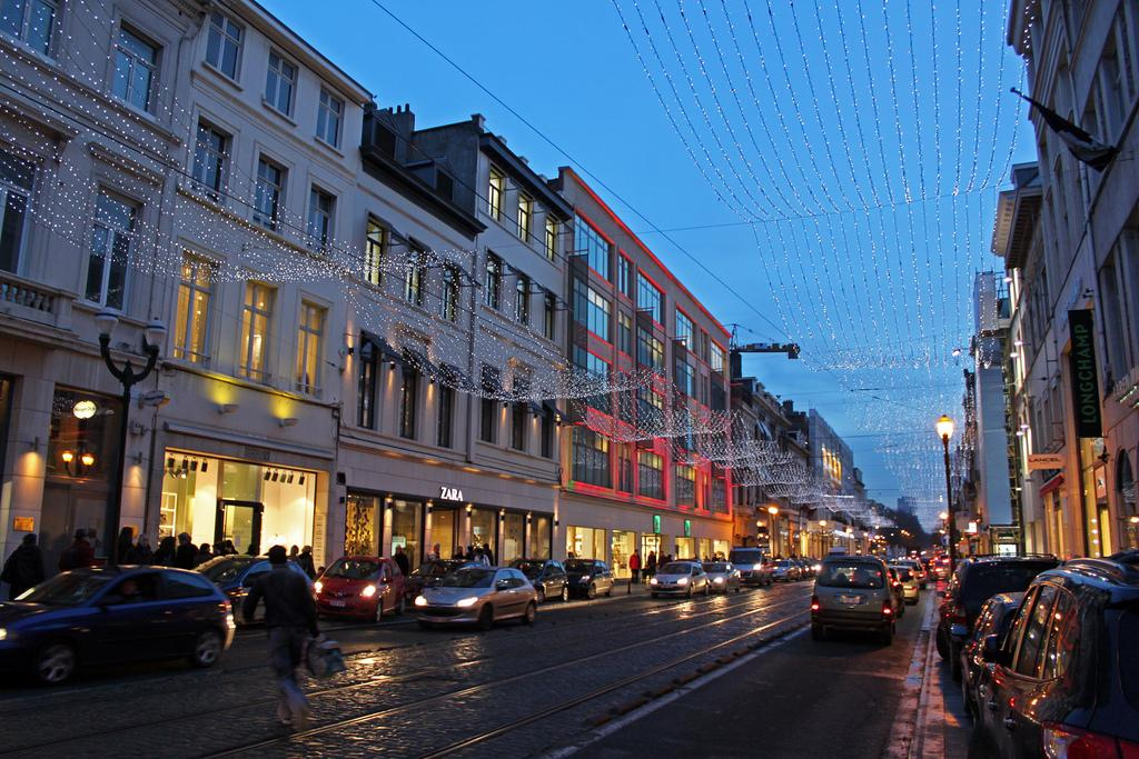"Avenue Louise, Brussels - Photo: © <a href=""https://www.flickr.com/photos/sigfus/""> Sigfus Sigmundsson</a>"
