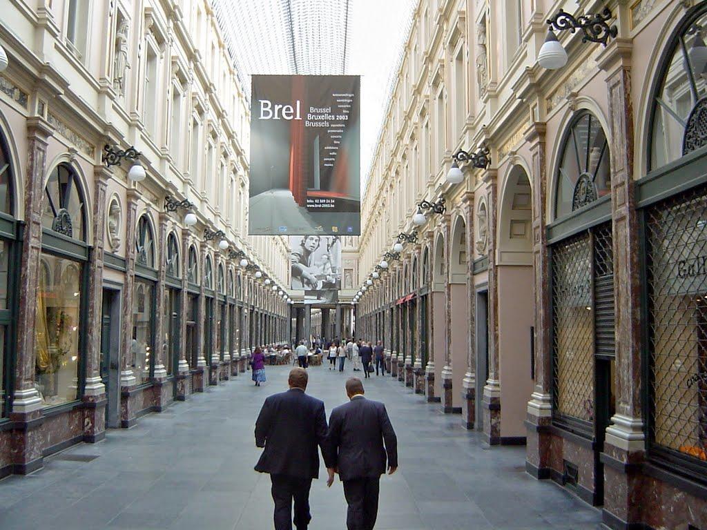 Royales Galeries Sint Hubert, Brussels