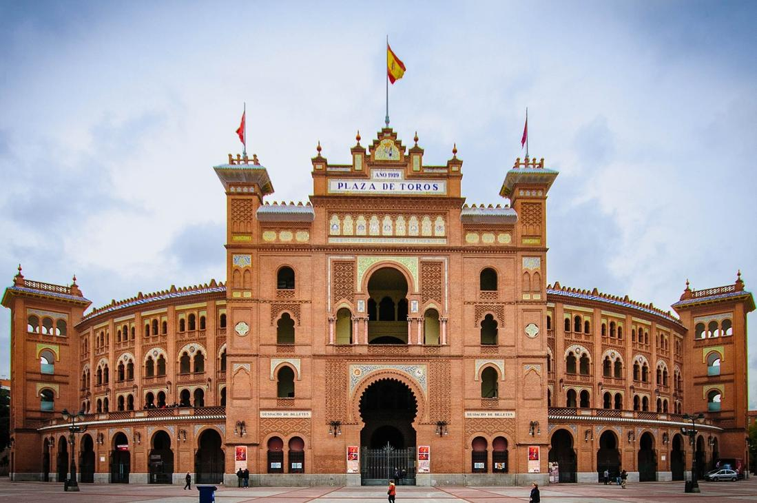Plaza de Toros, Madrid, Spain