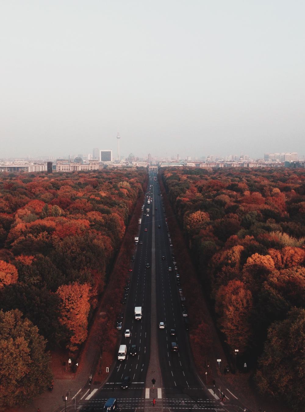 Siegessäule, Berlin, Deutschland