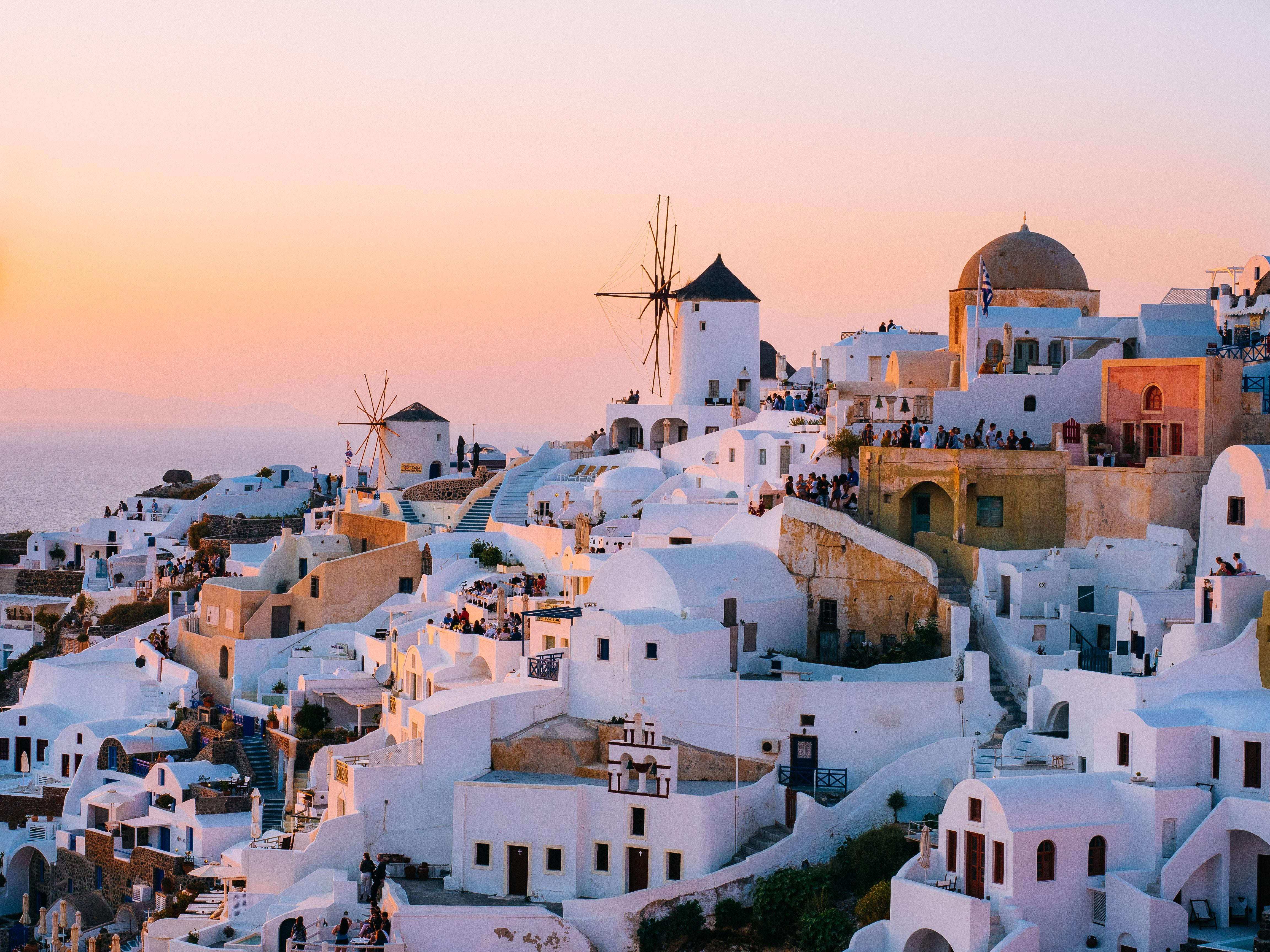 Planning your trip to Europe, Greece