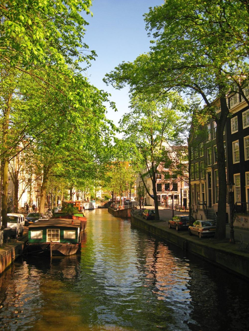 Planning your trip to Europe, Amsterdam