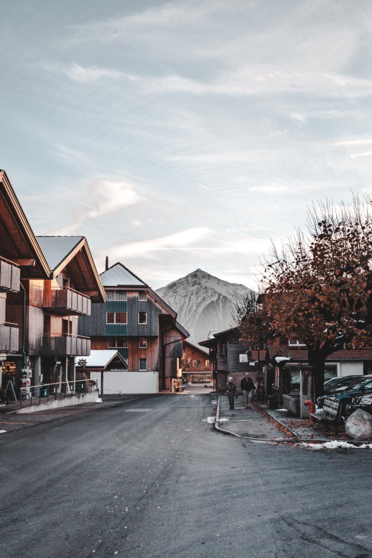 Planning your trip to Europe, Switzerland
